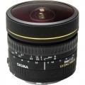 .لنز سیگما Sigma 8mm F3.5 EX DG Circular Fisheye for Canon