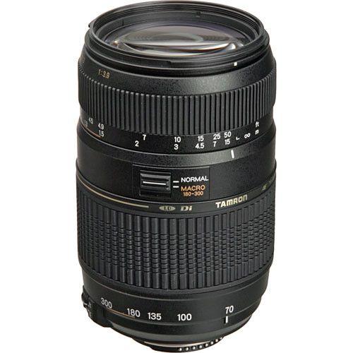 لنز Tamron AF 70-300 mm F/4-5.6 Di Macro A17 for Canon