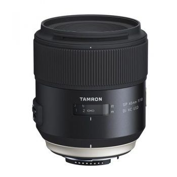 لنز تامرون مدل Tamron SP 45mm F:1/8 Di VC USD F013