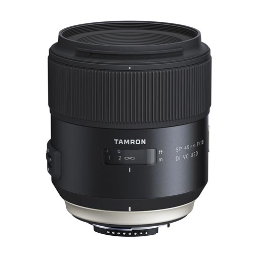لنز تامرون مدل Tamron SP 45 mm F1.8 Di VC USD for Sony