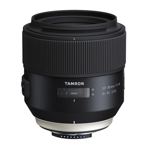 لنز Tamron SP 85 mm F1.8 Di VC USD for Canon