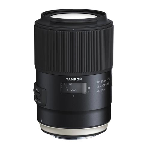 لنز Tamron SP 90 mm F2.8 Di VC USD 1:1 Macro for Sony