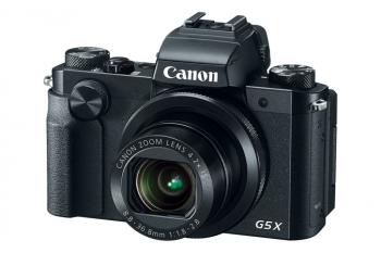 دوربین عکاسی خانگی کانن Canon Powershot G5X