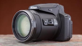 لنز دوربین نیکون P900