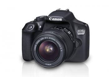 دیدنگار|دوربین کانن|دوربین عکاسی کانن Canon 1300D با لنز 55-18 IS II