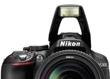 فلاش دوربین D5300