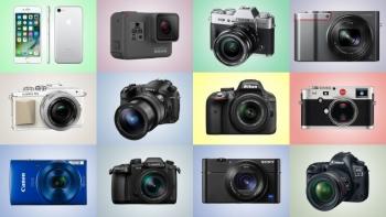 آشنایی با انواع دوربین عکاسی به زبان ساده