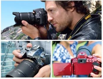 طراحی دوربین D5300
