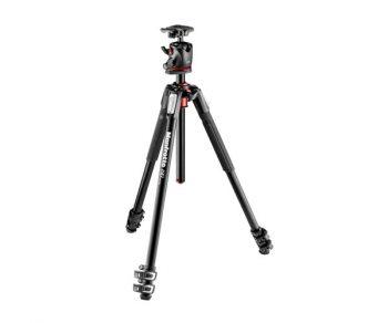 سه پایه دوربین مانفرتو مدل Manfrotto MK190XPRO3-BHQ2