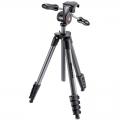 .سه پایه دوربین حرفه ای مانفروتو Manfrotto Advanced MKCOMPACTADV-BK