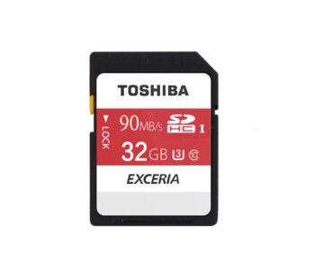 دیدنگار|کارت اس دی|sd card|کارت حافظه اس دی SD Toshiba 32GB 600X U3