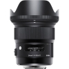 دیدنگار|لنز سیگما sigma|لنز سیگما Sigma 24mm F1.4 DG HSM Art for Canon