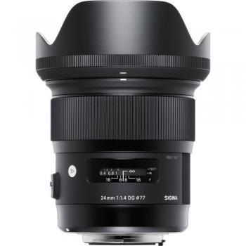 لنز سیگما Sigma 24mm F1.4 DG HSM Art for Canon