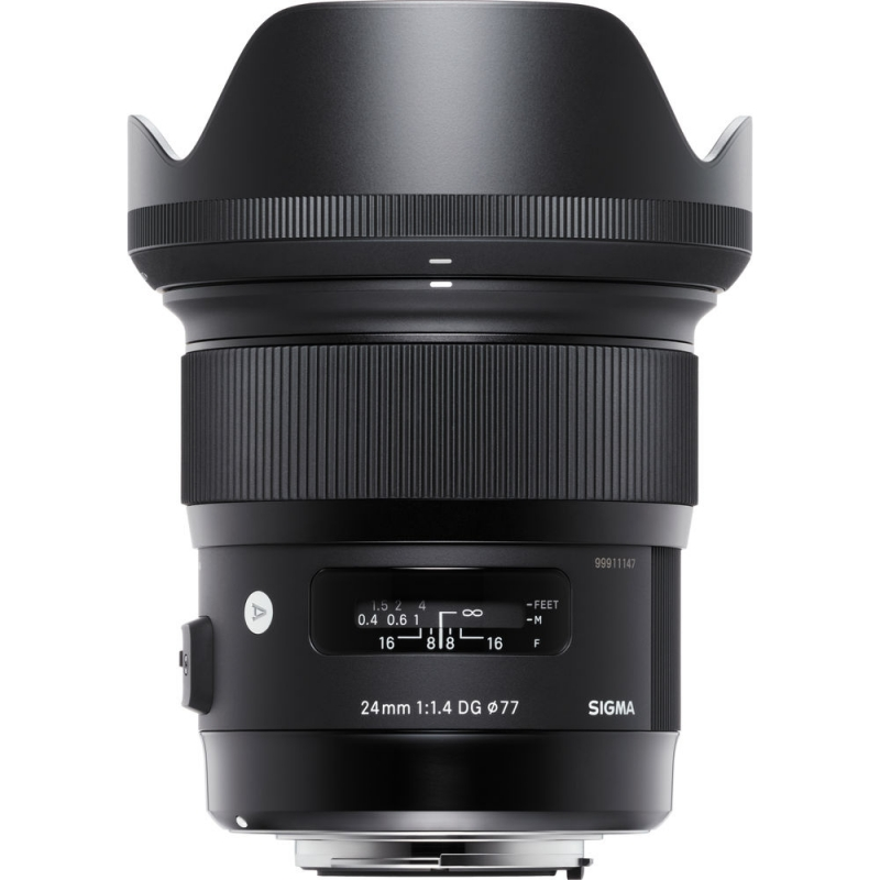 لنز سیگما Sigma 24mm F1.4 DG HSM Art for Canon