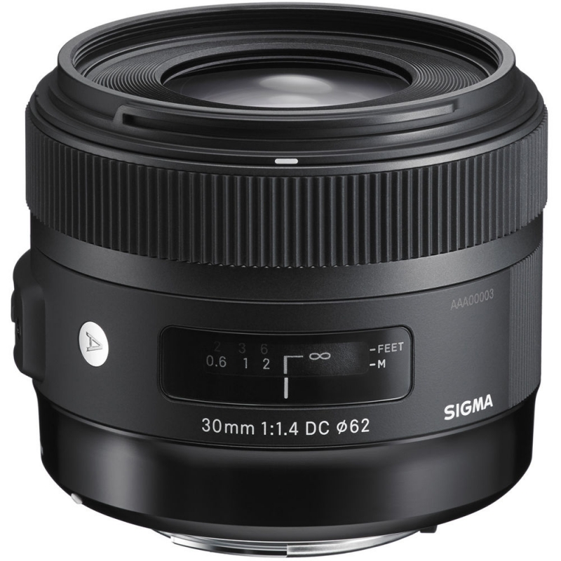 لنز سیگما Sigma 30mm F1.4 DC HSM Art for Canon