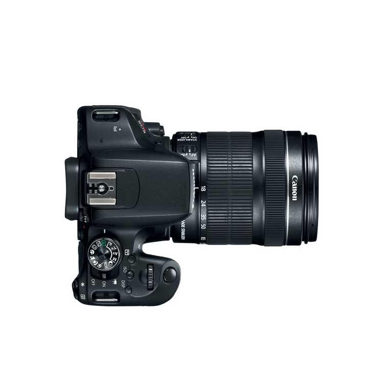 دوربین عکاسی کانن 800d