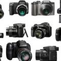 .انواع دوربین های عکاسی
