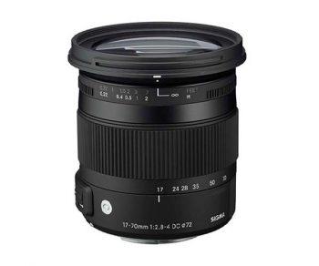 دیدنگار|لنز سیگما sigma|لنز Sigma 17-70 mm f/2.8-4 DC Macro OS HSM for Nikon