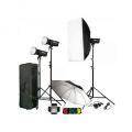 کیت فلاش چتری استودیویی ۱۸۰ ژول S&S GY-180