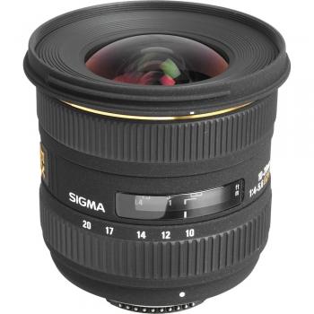 دیدنگار لنز سیگما sigma لنز سیگما Sigma 10-20mm F4-5.6 EX DC HSM for Nikon