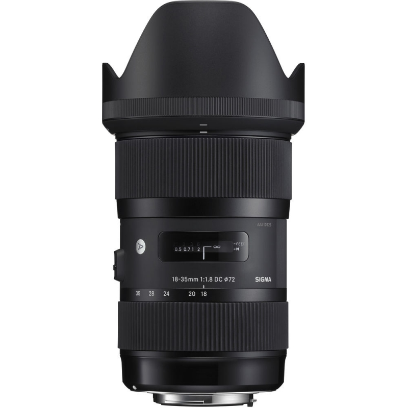 لنز سیگما Sigma 18-35mm F1.8 DC HSM Art for Nikon