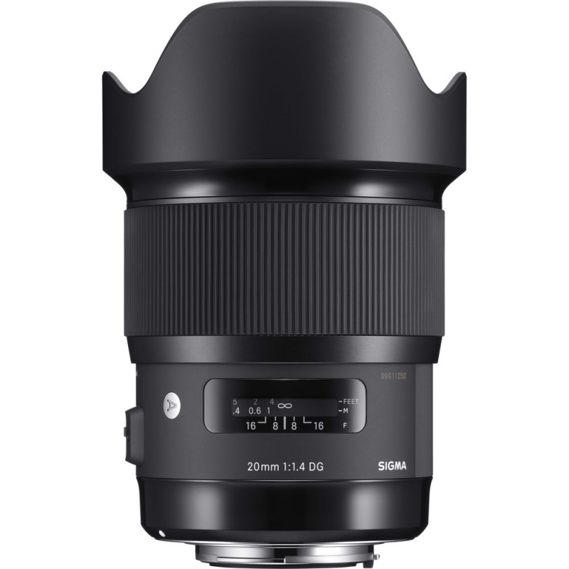 لنز سیگما Sigma 20mm F1.4 DG HSM Art for Nikon