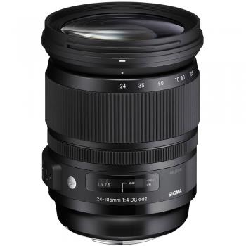 دیدنگار لنز سیگما sigma لنز سیگما Sigma 24-105mm F4 DG OS HSM for Nikon