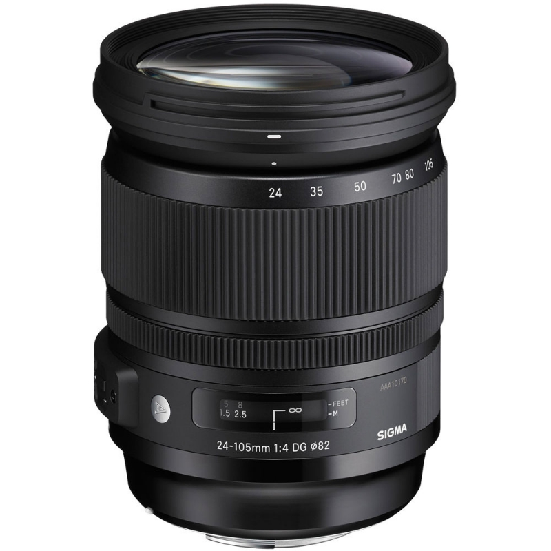 لنز سیگما Sigma 24-70mm F2.8 DG OS HSM Art for Canon