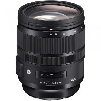 دیدنگار لنز سیگما sigma لنز سیگما Sigma 24-70mm F2.8 DG OS HSM Art for Nikon