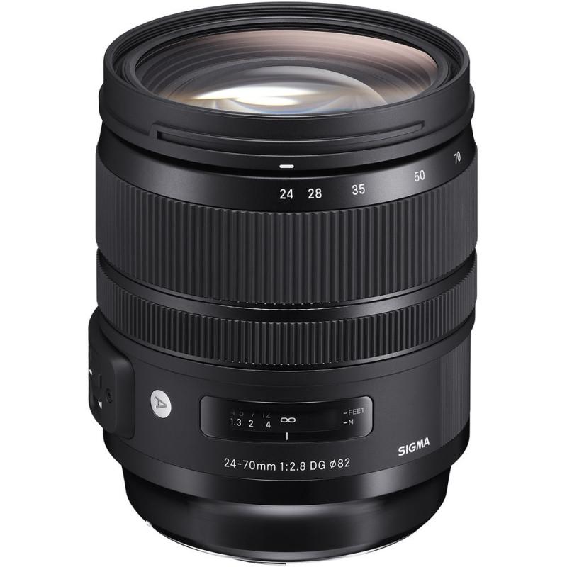 لنز سیگما Sigma 24-70mm F2.8 DG OS HSM Art for Nikon