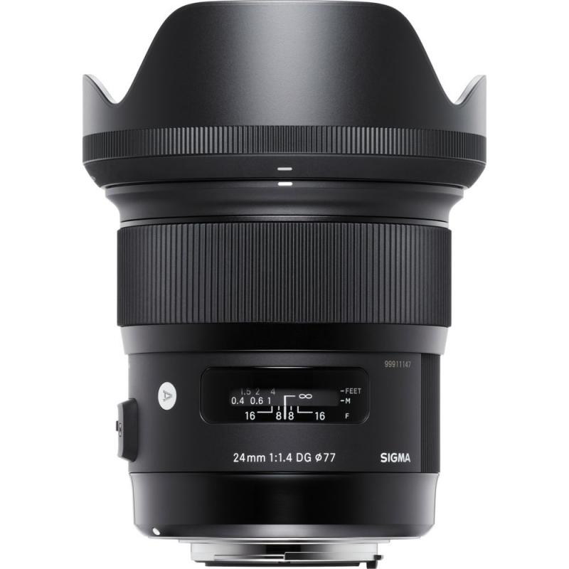 لنز سیگما Sigma 24mm F1.4 DG HSM Art for Nikon