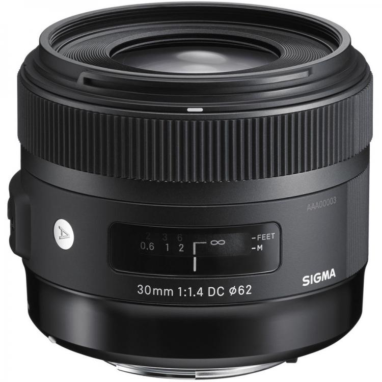 دیدنگار|لنز سیگما sigma|لنز سیگما Sigma 30mm F1.4 DC HSM Art for Nikon