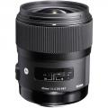 .لنز سیگما Sigma 35mm F1.4 DG HSM Art for Canon