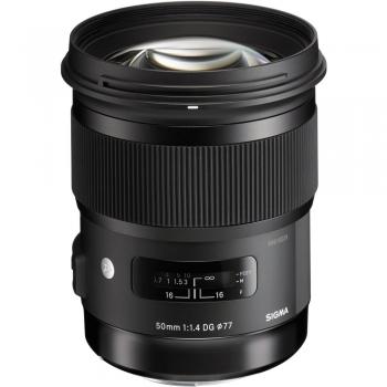 لنز سیگما Sigma 50mm F1.4 DG HSM Art for Canon