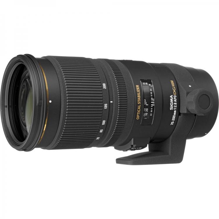 دیدنگار|لنز سیگما sigma|لنز سیگما Sigma 70-200mm F2.8 EX DG OS HSM for Nikon