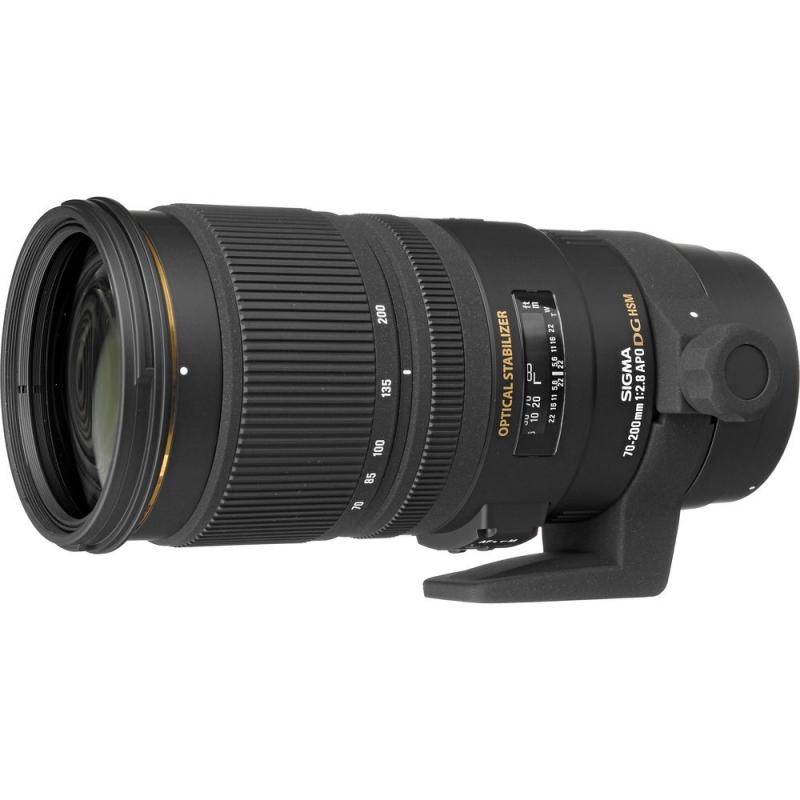 لنز سیگما Sigma 70-200mm F2.8 EX DG OS HSM for Nikon