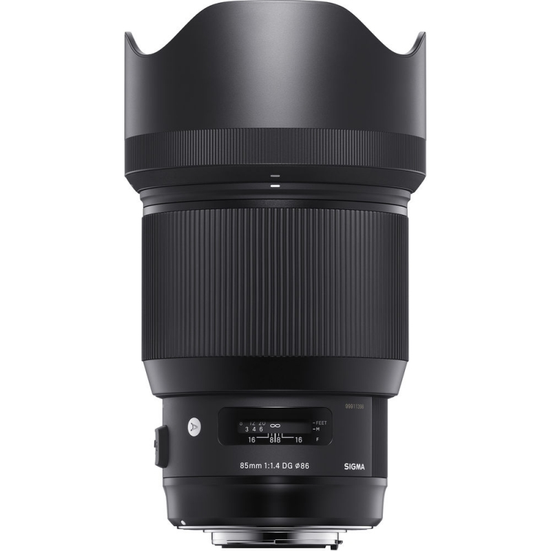 لنز سیگما Sigma 85mm F1.4 DG HSM Art for Nikon