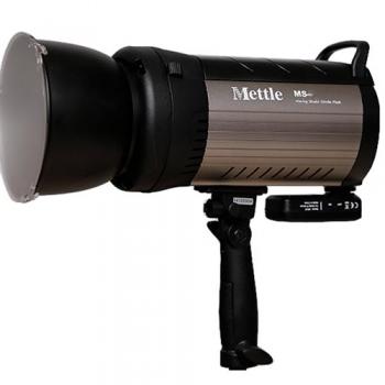 فلاش چتری 400ژول استودیویی برند Mettle مدل MS-400