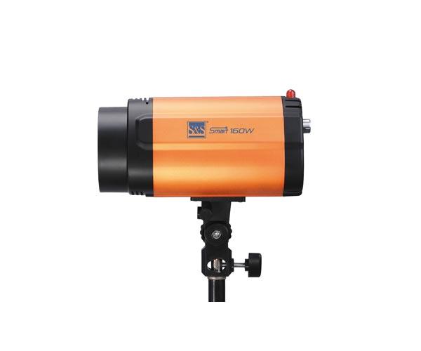 دیدنگار فلاش استودیویی فلاش چتری استودیویی ۱۶۰ ژول S&S Smart-160