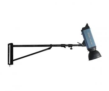 دیدنگار|پایه نور|سه پایه نورپردازی|بازوی دیواری کوچک S&S مدل OB-32-2