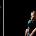 .عکاسی پرتره دراماتیک تنها با یک فلاش