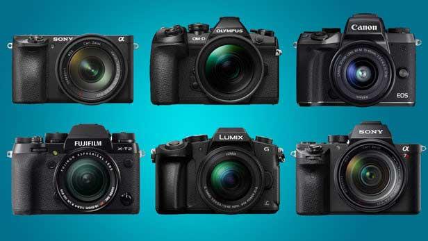 دوربین بدون آینه چیست و چطور کار می کند؟