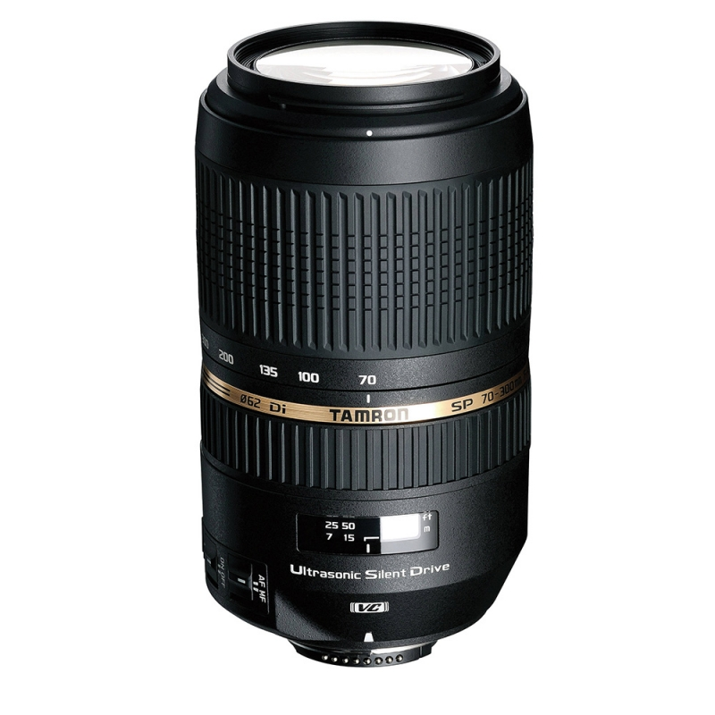 لنز Tamron SP 70-300 mm f/4-5.6 Di VC USD for Nikon