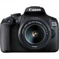 .دوربین عکاسی کانن canon 2000D با لنز 55-18 DC III