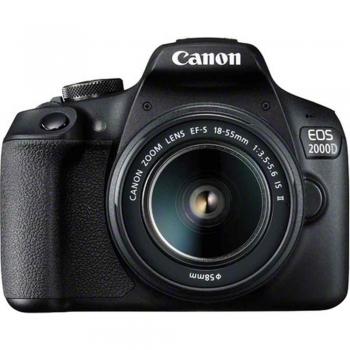 دوربین عکاسی کانن canon 2000D با لنز 55-18 IS II