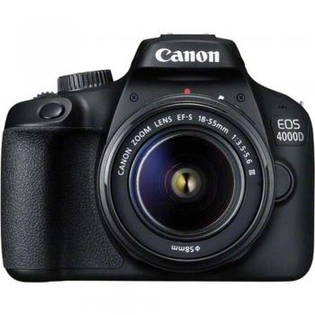 دوربین عکاسی کانن Canon 4000D با لنز 55-18 DC III