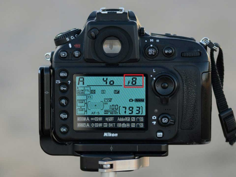 اهمیت دیافراگم و عملکرد آن در عکاسی