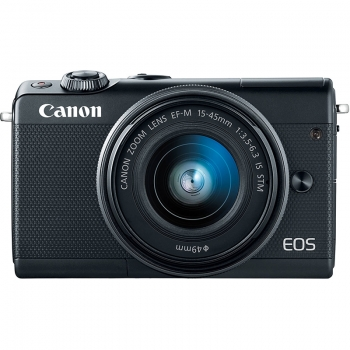 دیدنگار|دوربین کانن|دوربین بدون آینه کانن Canon EOS M100 Mirrorless 15-45mm IS STM