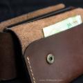 .کیف موبایل چرمی دستدوز - سفارش بر اساس مدل گوشی شما
