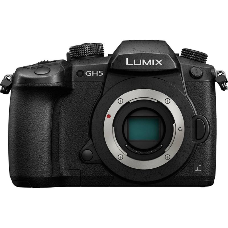 دوربین بدون آینه پاناسونیک Panasonic Lumix DC-GH5 Mirrorless Body